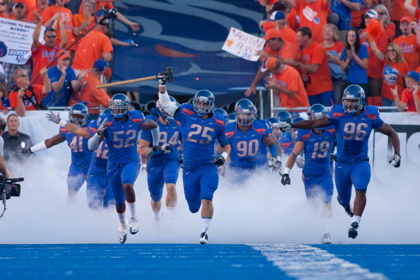 Boise State Football (10.26.10)