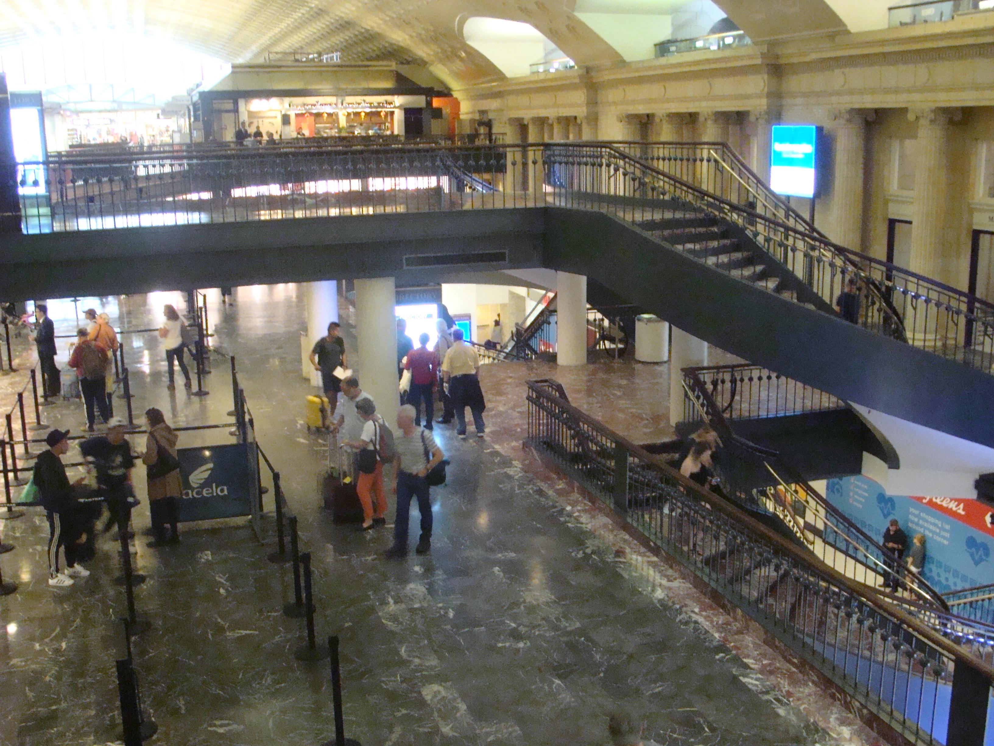 Washington Union Station - Gypsy & The Navigator