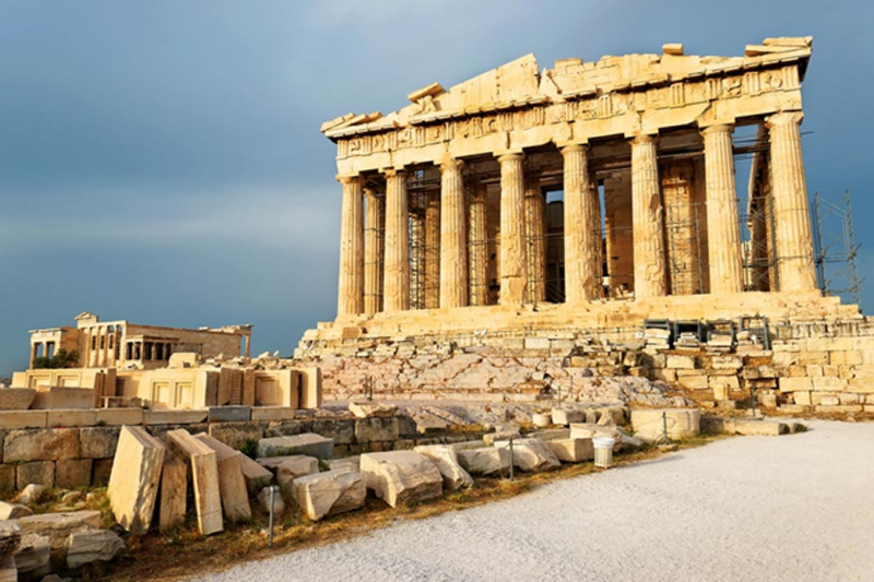 Parthenon-of-Athens