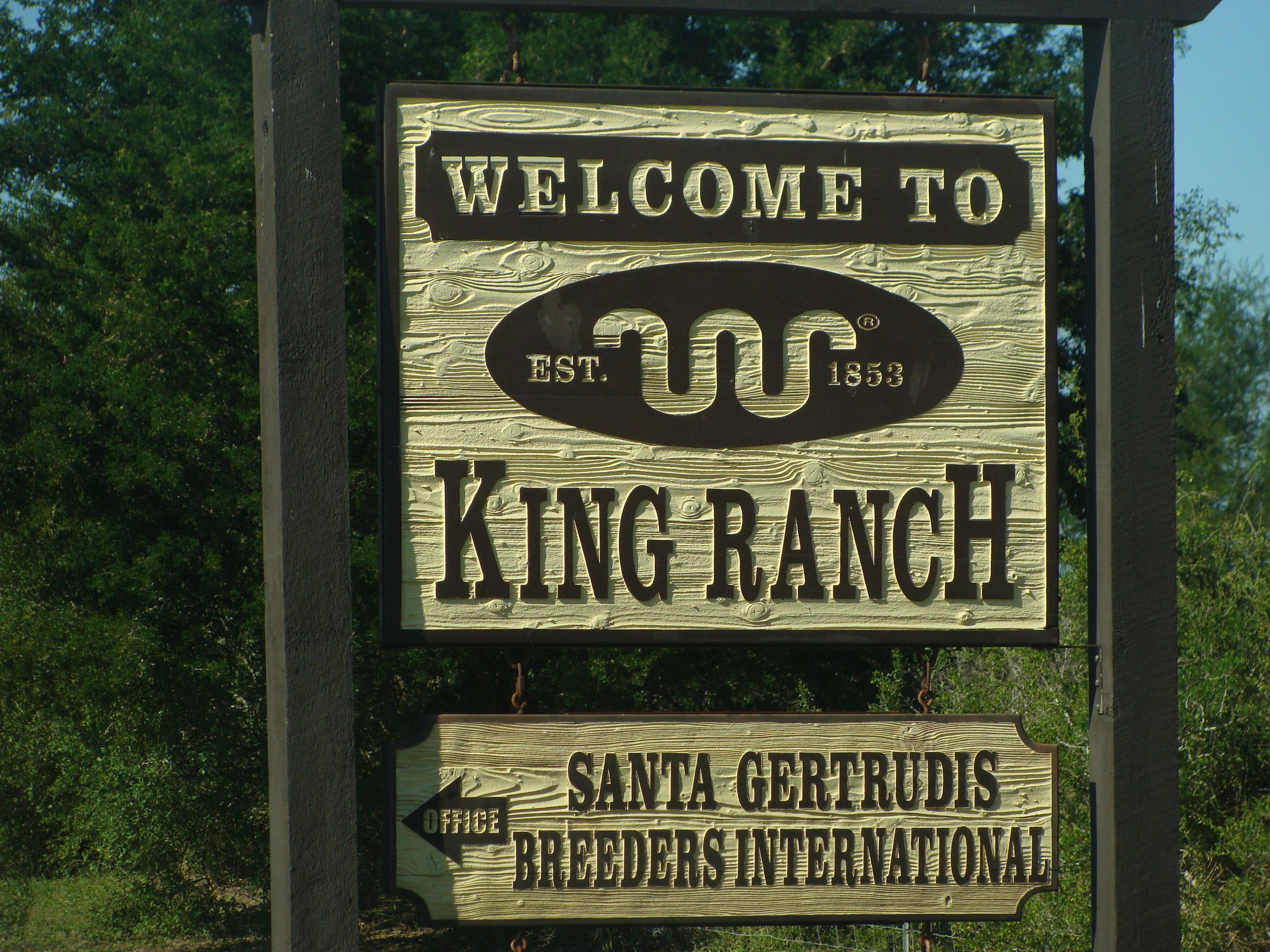 King Ranch Texas >> King Ranch It Is Texas Big Gypsy The